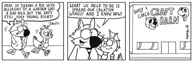 CARDI MINDS THE KID, PT. 3 (BF #423)