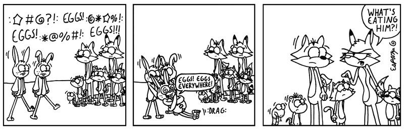Easter Yeggs 7