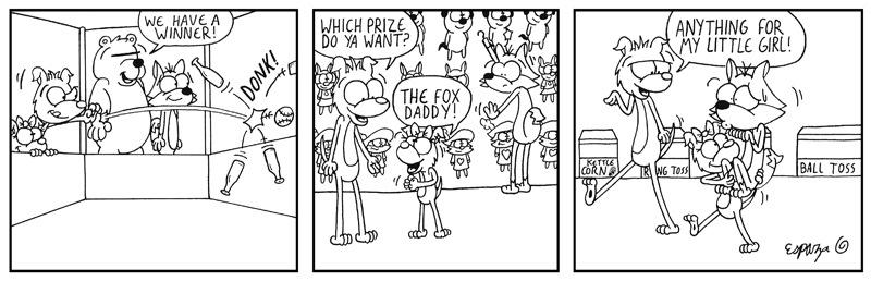 ALL IS FAIR: PRIZE FOX
